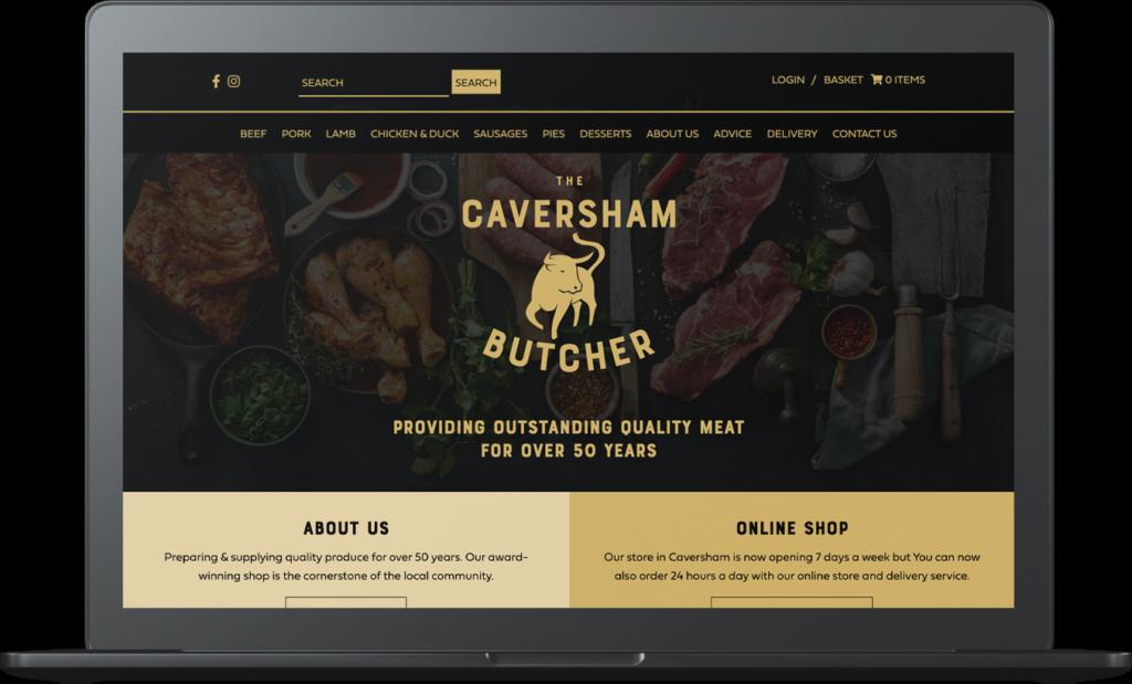 Website design in Reading