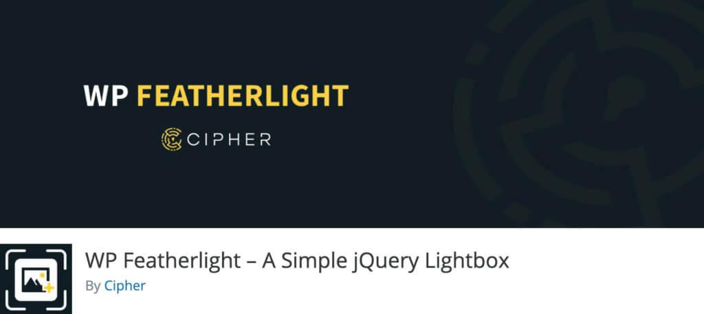 WP Featherlight