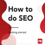 How to do SEO